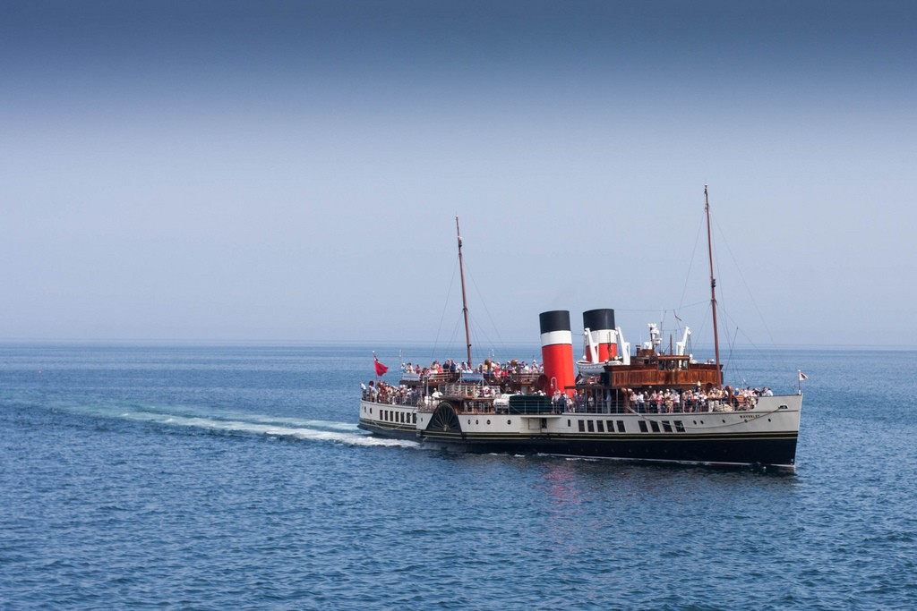 The Waverley | © Steve Hodgson/Flickr