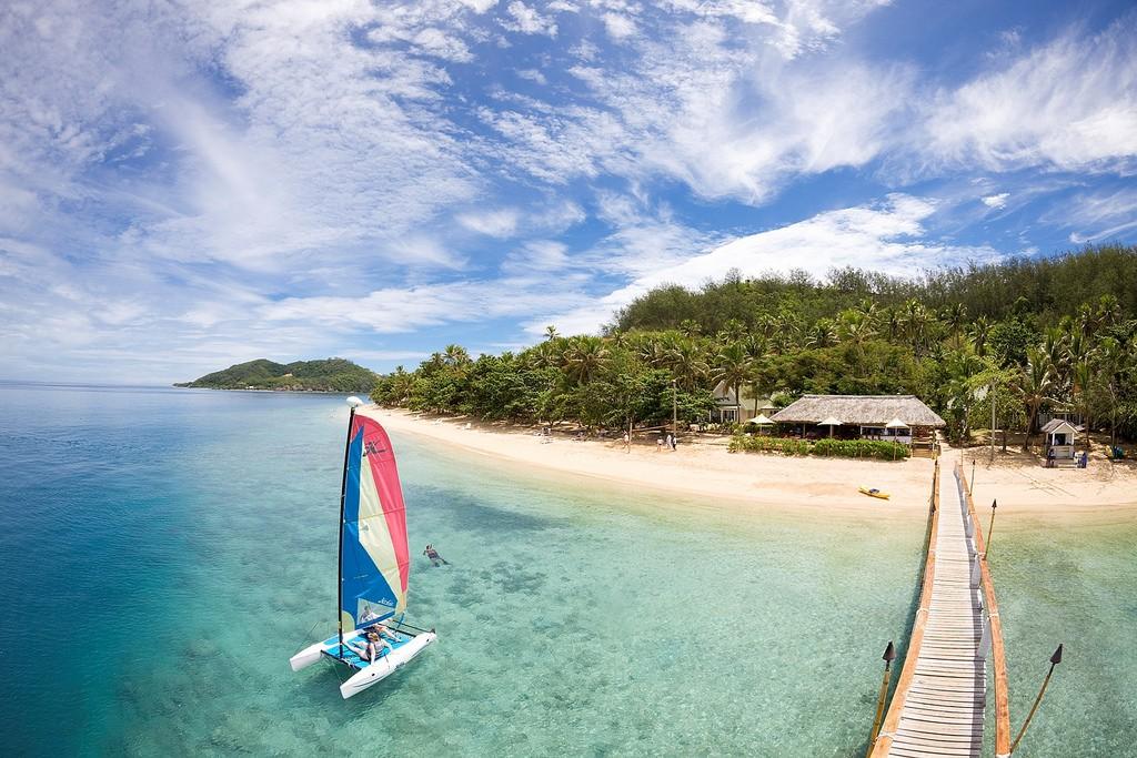 Malolo Island, Fiji | Courtesy of Traveloscopy / Flickr