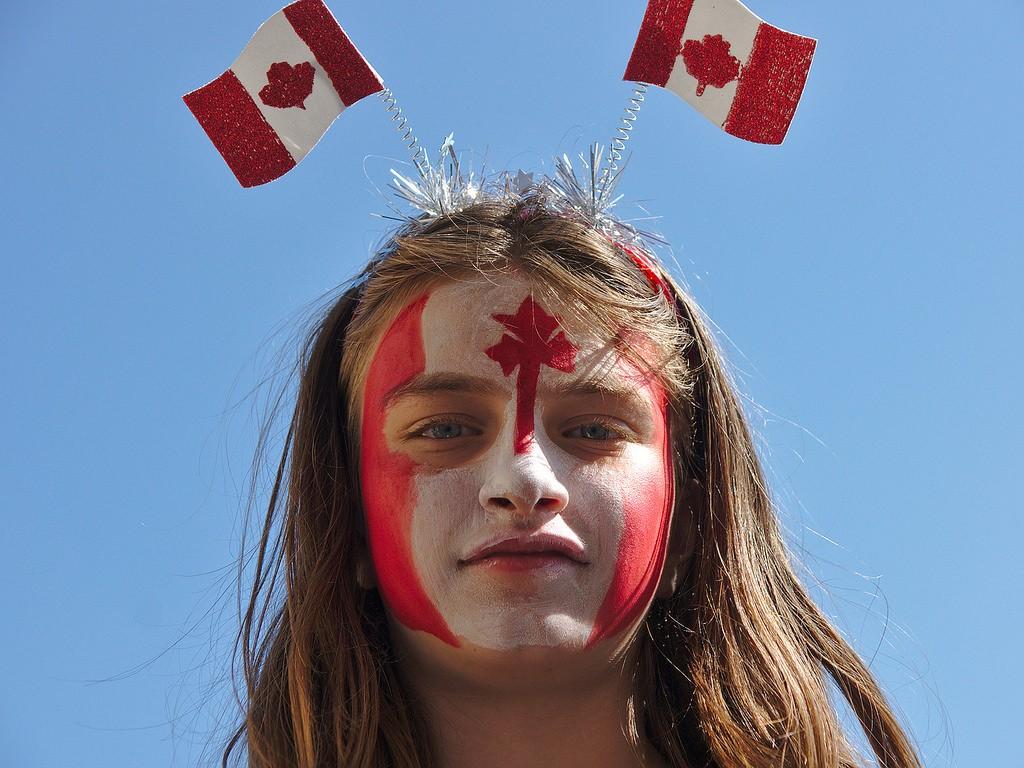 Celebrating Canada | © Bruce Guenter/Flickr