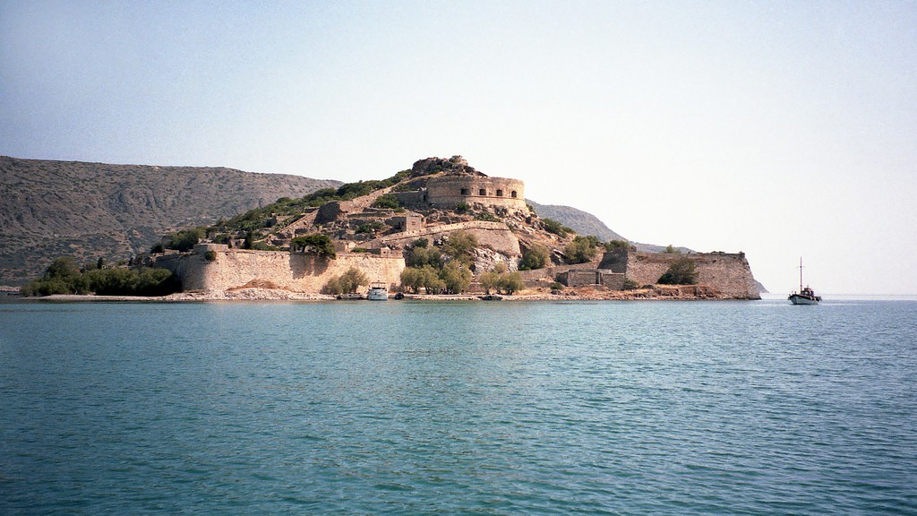 Spinalonga (Island of Tears), Crete, Greece | © Robert Linsdell/Flickr