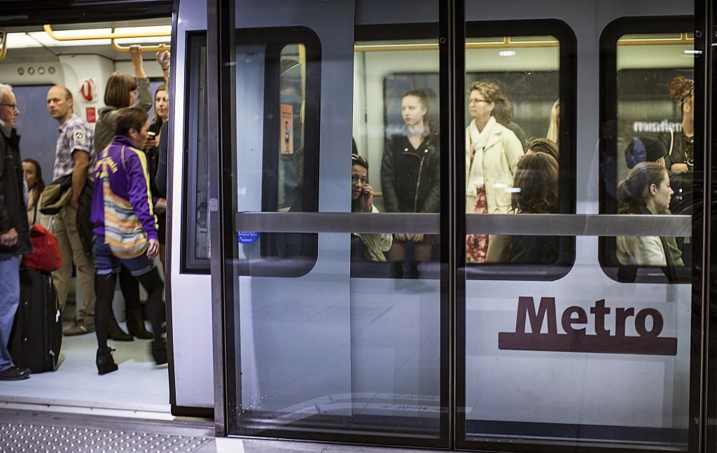 Copenhagen Metro   © News Oresund / Flickr