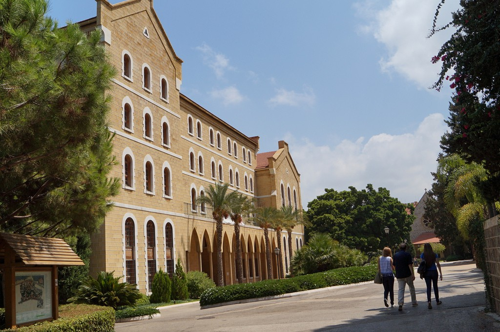 [AUB, College Hall] | © [marviikad]/[source, Flickr]