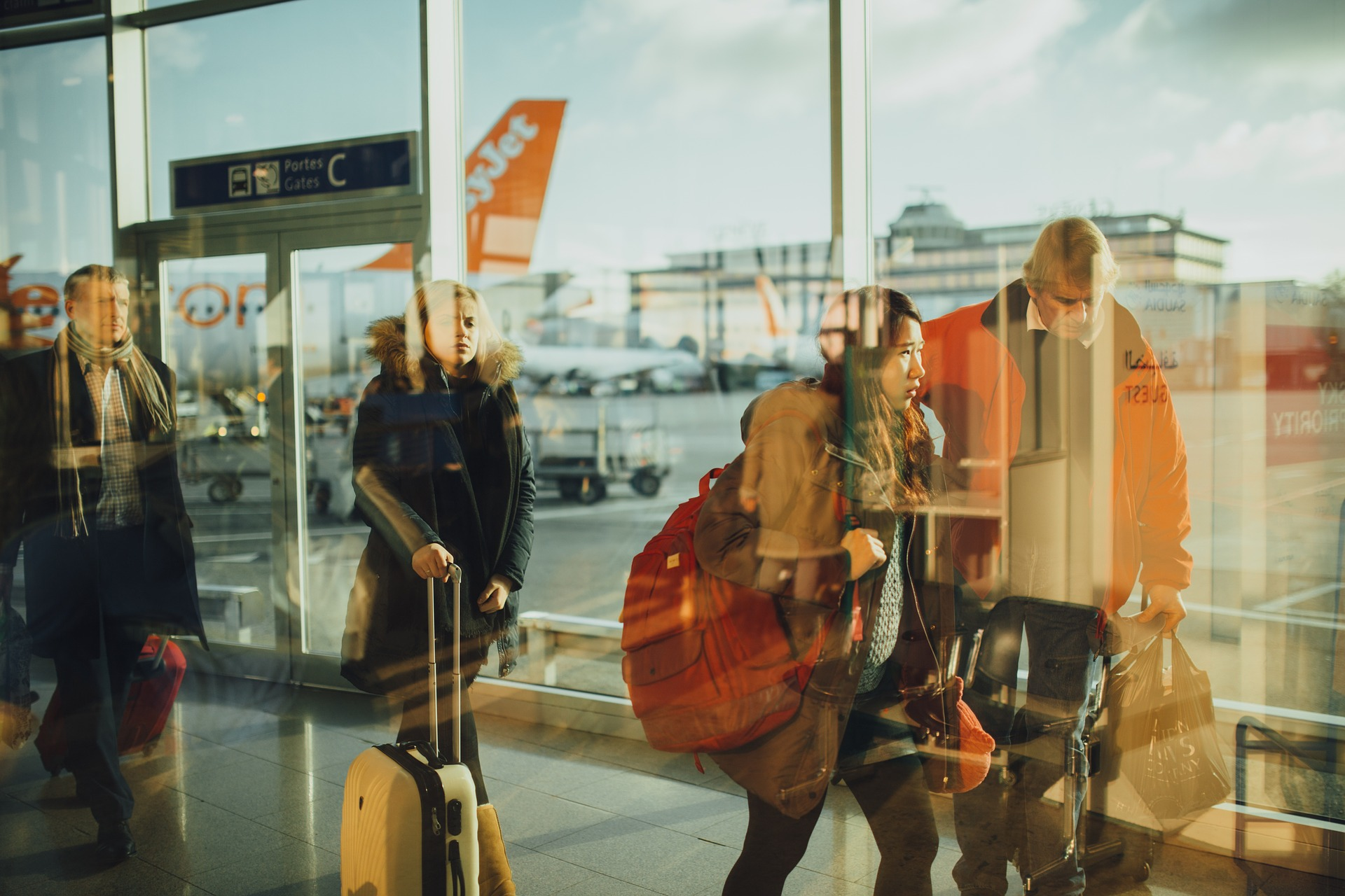 Airport © Unsplash