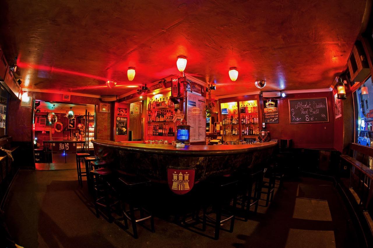 The Best Bars Around Reeperbahn, Hamburg