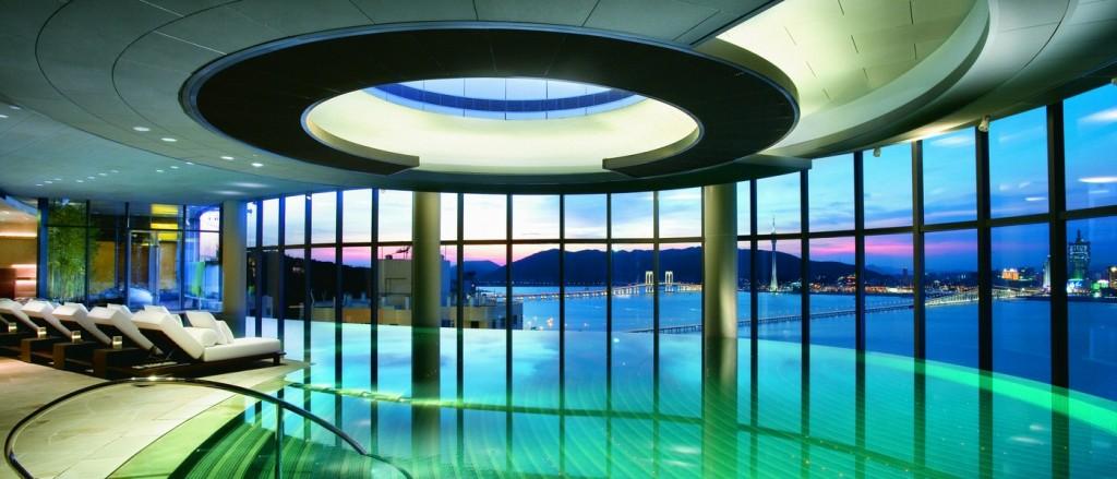 Infinity Pool at Altira Macau | courtesy of Altira Macau