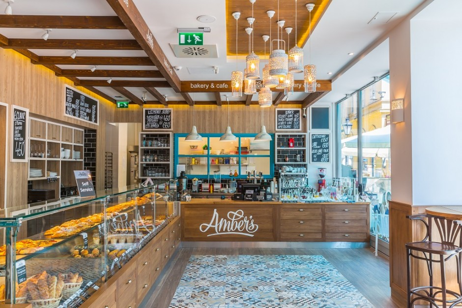 Ambers French Bakery and Cafe Budapest