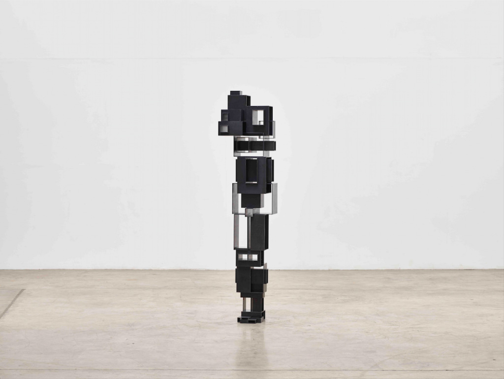 Antony Gormley at Xavier Hufkens | Courtesy of Xavier Hufkens Gallery