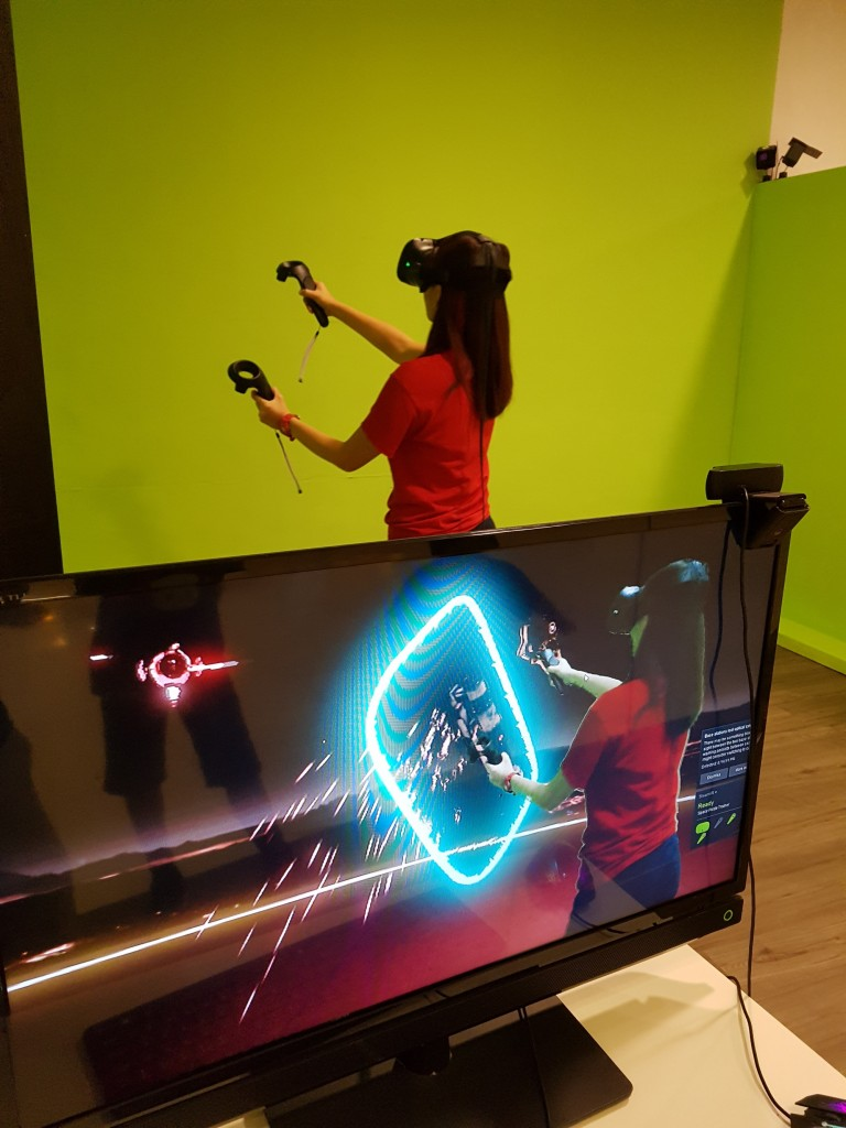Courtesy of IGNITE VR Arcade