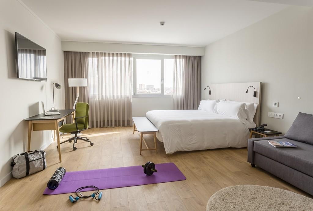 A room at the Artiem   © Artiem Hotels