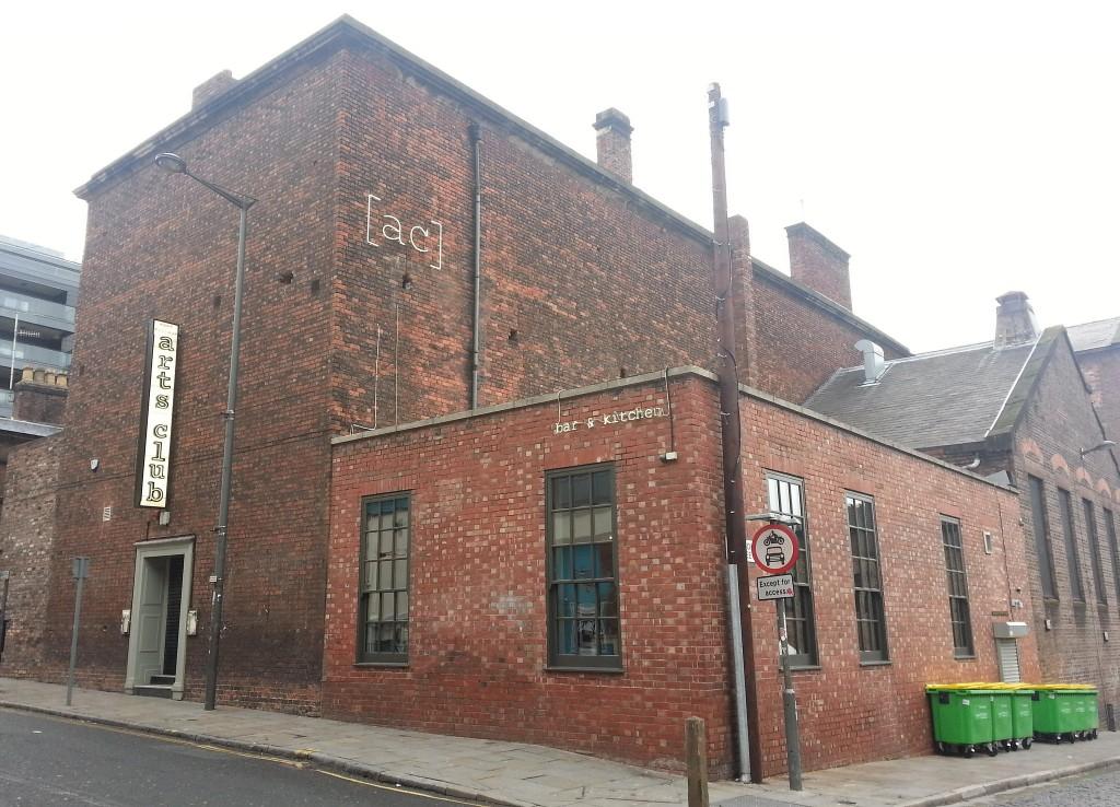 Arts Club, Seel Street