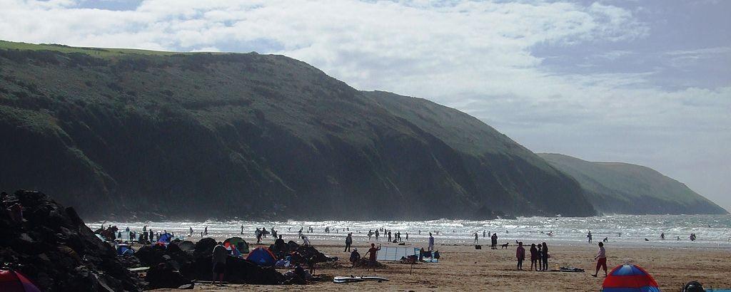 Baggy Point ©Rodw/Wikimedia