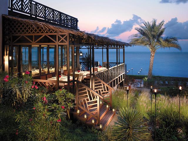 Bait Al Bahar Seafood Resturant at Shangri La Barr Al Jissah, Muscat | © Shangri La Bar Al Jissah