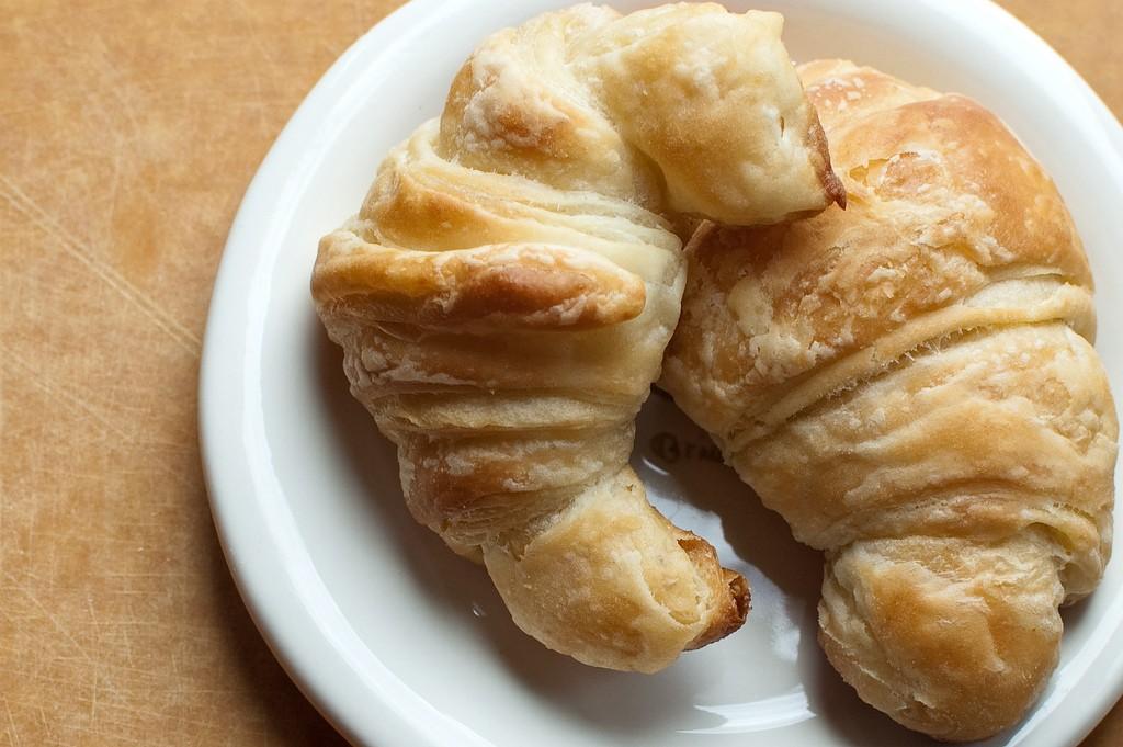 croissants / (c) Molly Elliott / Flickr