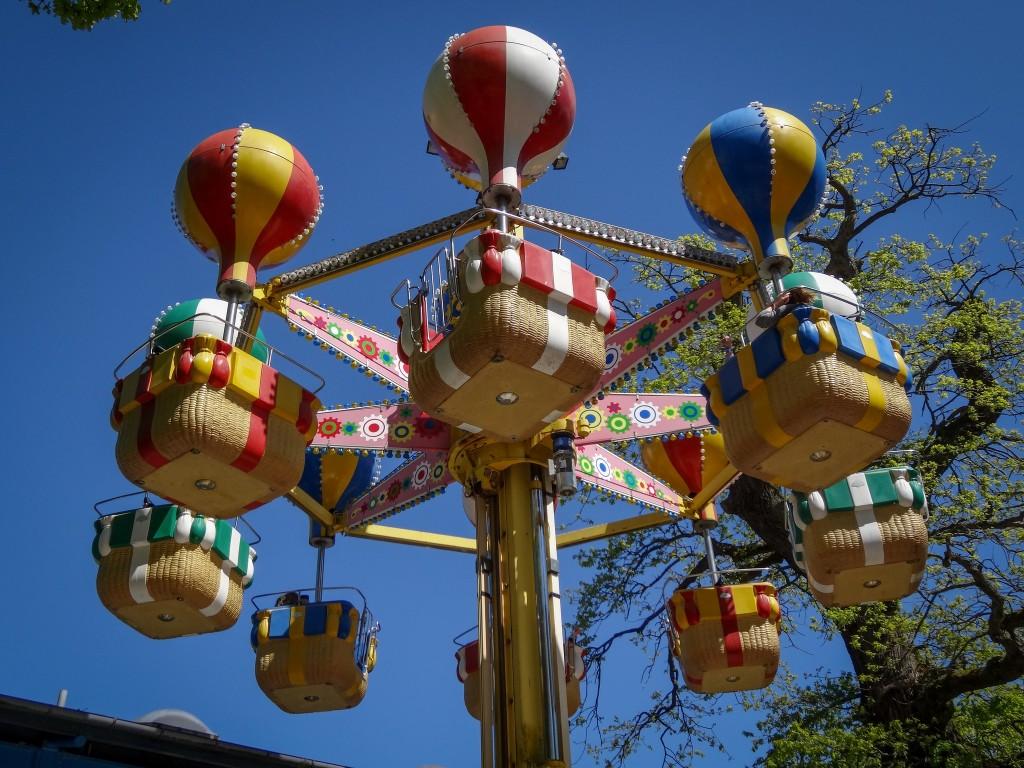 Bakken amusement park |© Michael Button / Flickr