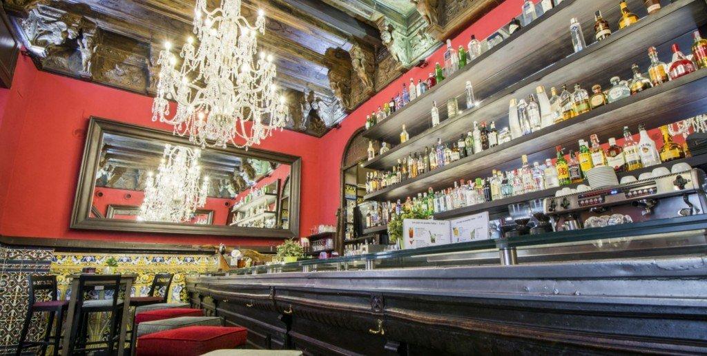 The main bar   © Restaurante Viva Madrid