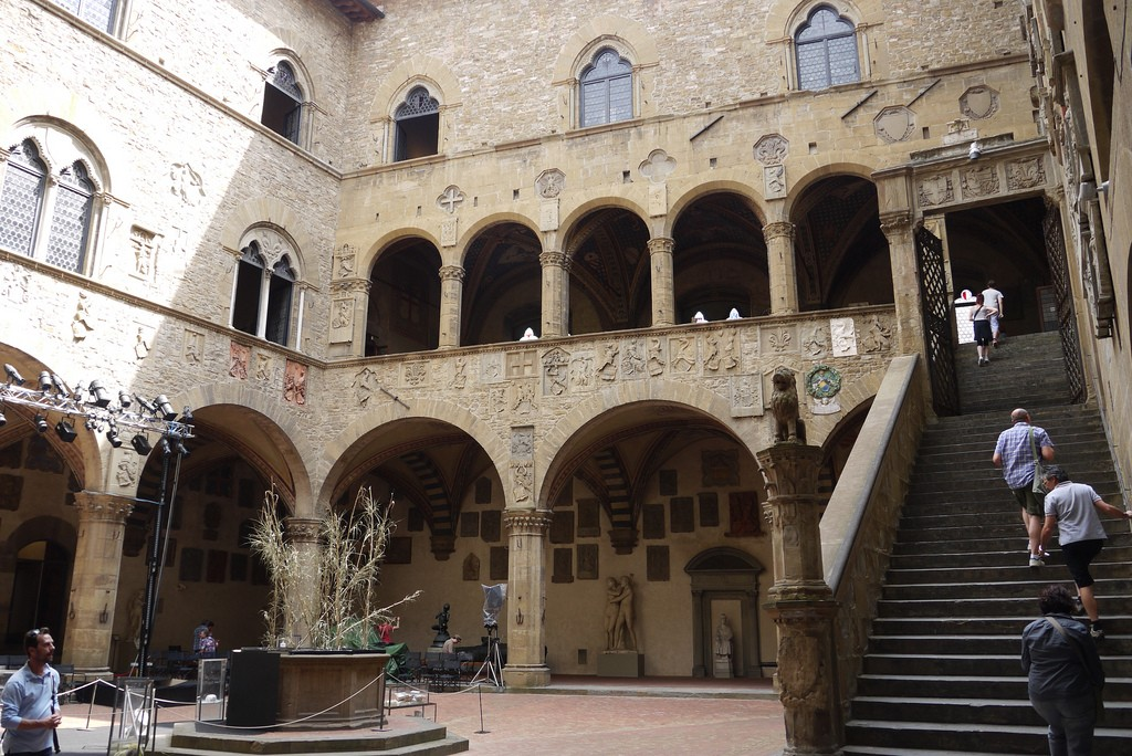 Bargello Museum, Richard Enjoy My Life, Flikr