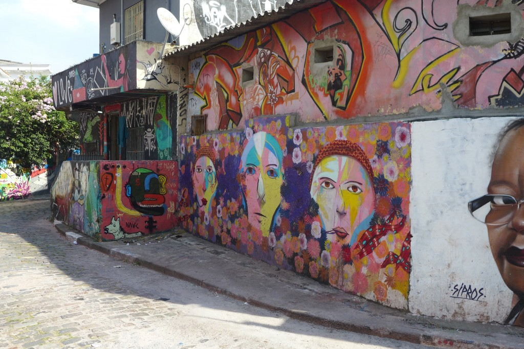 Beco do Batman © Lise Alves