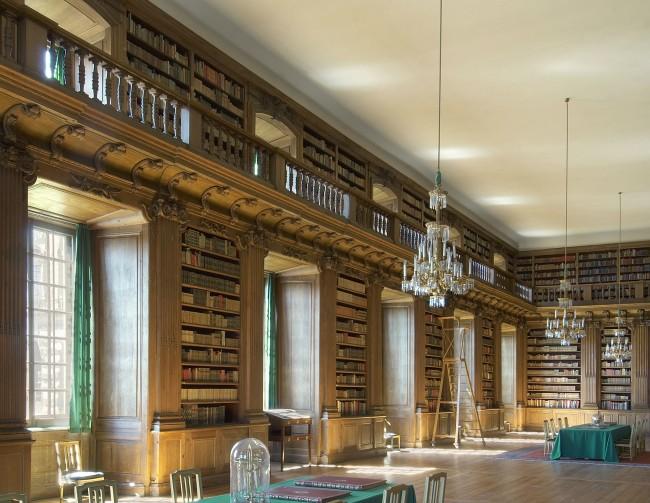 Bernadotte Library