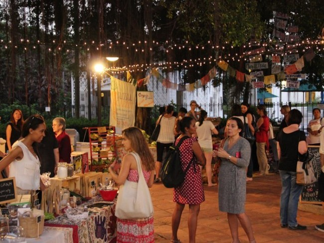 Blissful Coloane Market | courtesy of Blissful Carrot Macau
