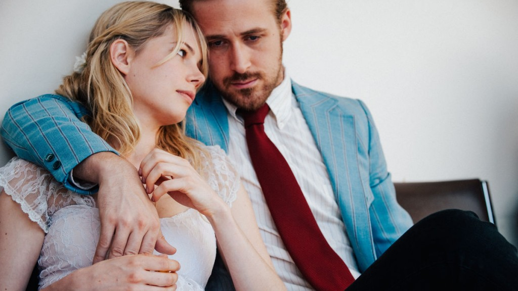 Michelle Williams and Ryan Gosling in 'Blue Valentine' | Courtesy of Studiocanal