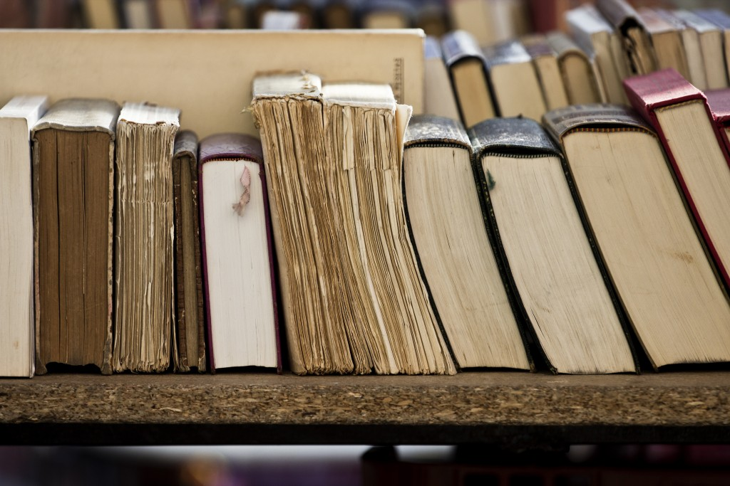 books / (c) Brad Hammonds / Flickr