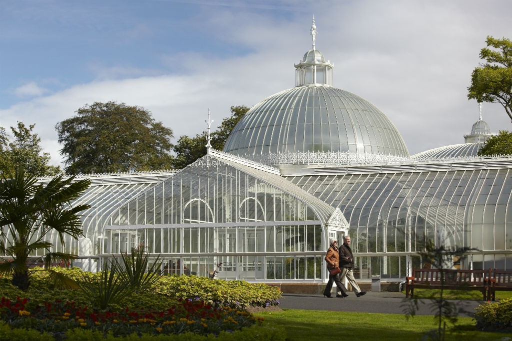 Botanic Gardens And Kibble Palace | Courtesy of Glasgow Life