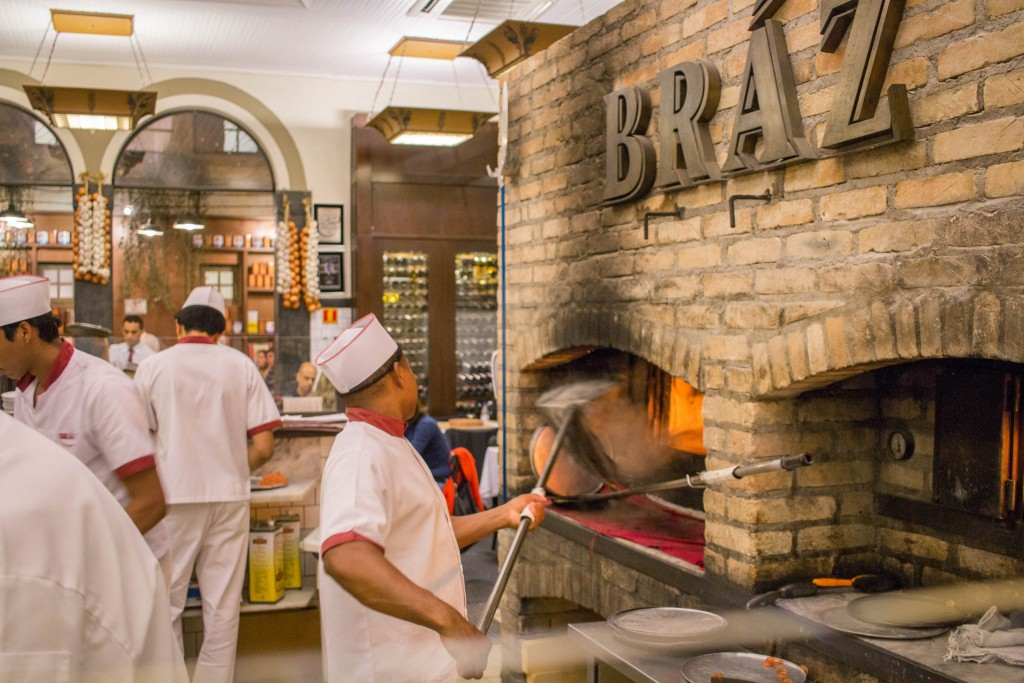 Braz Pizzeria ©LWYang/Flickr