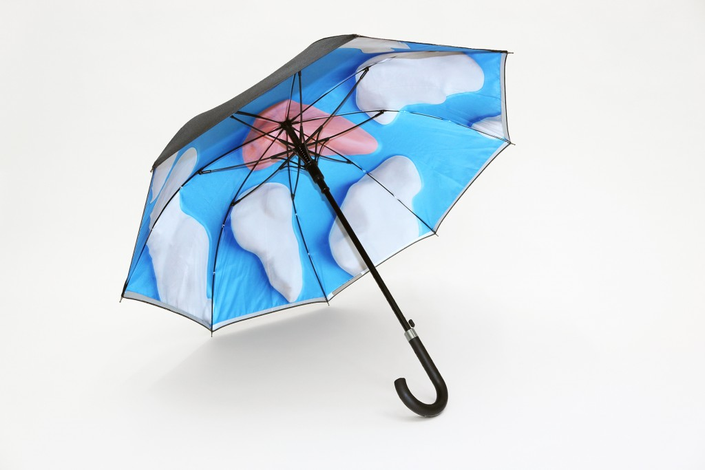 Umbrella © John Baldessari. Courtesy of Marian Goodman Gallery London