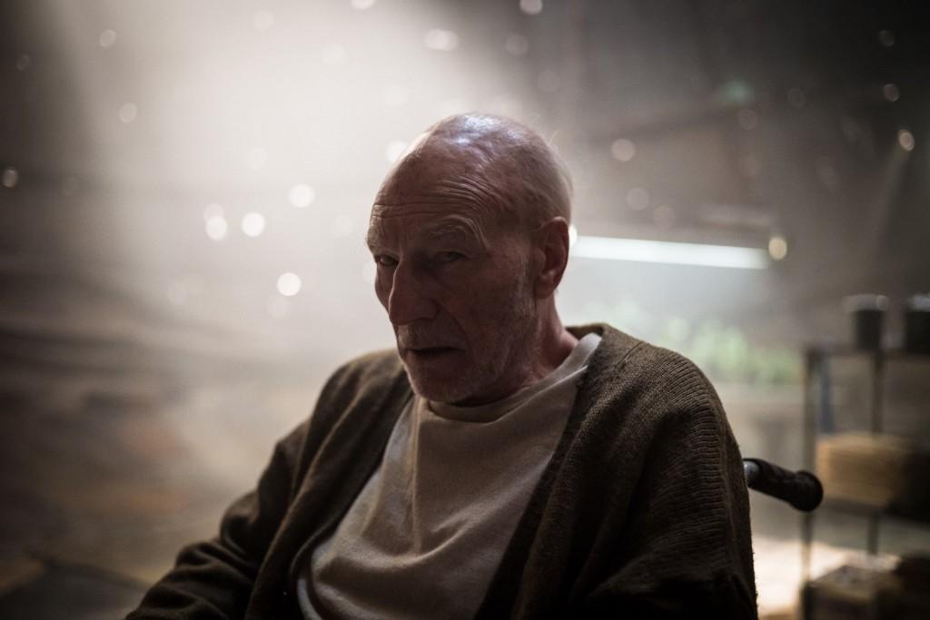 A frail Charles Xavier | © 20th Century Fox