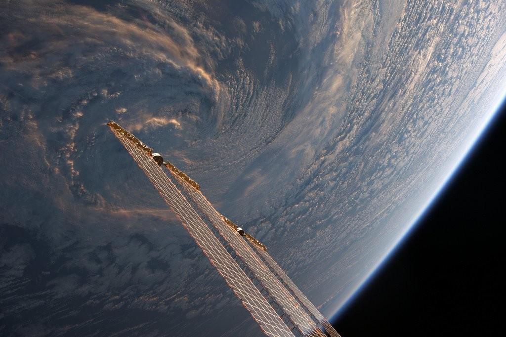 © Thomas Pesquet / Twitter / ESA / NASA