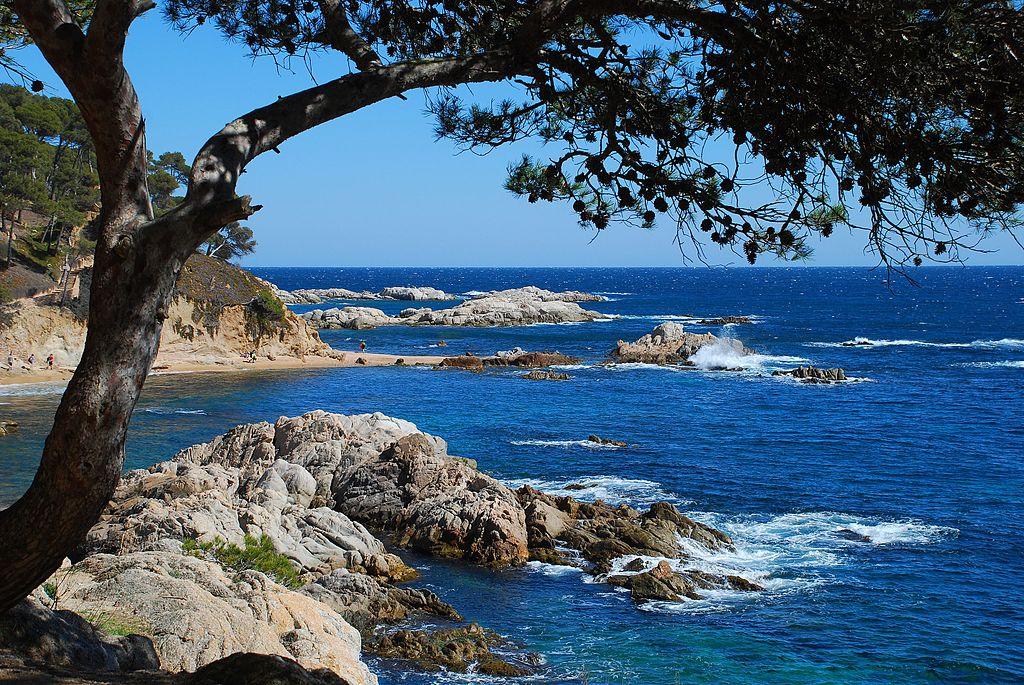 Best Beaches Near Palamos