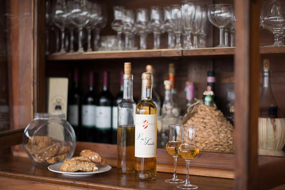 Cantuccini and Vin Santo, Salvadonica Borgo del Chianti, Flikr