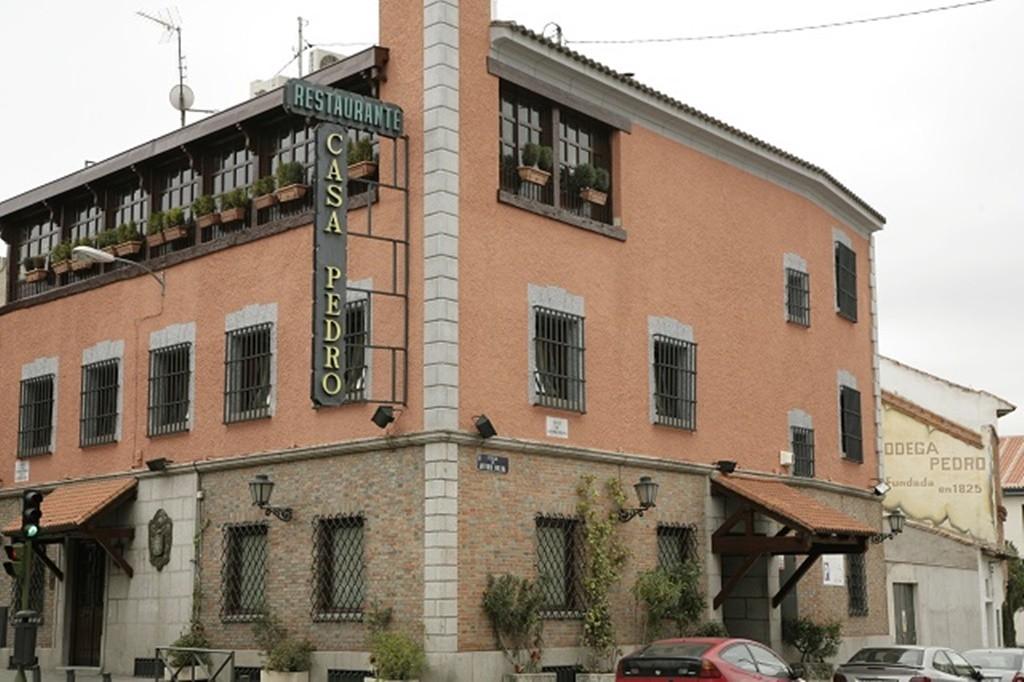 The restaurant today  © Casa Pedro
