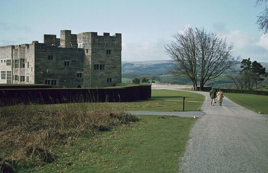 Castle Drogo ©Manfred Heyde/Wikimedia