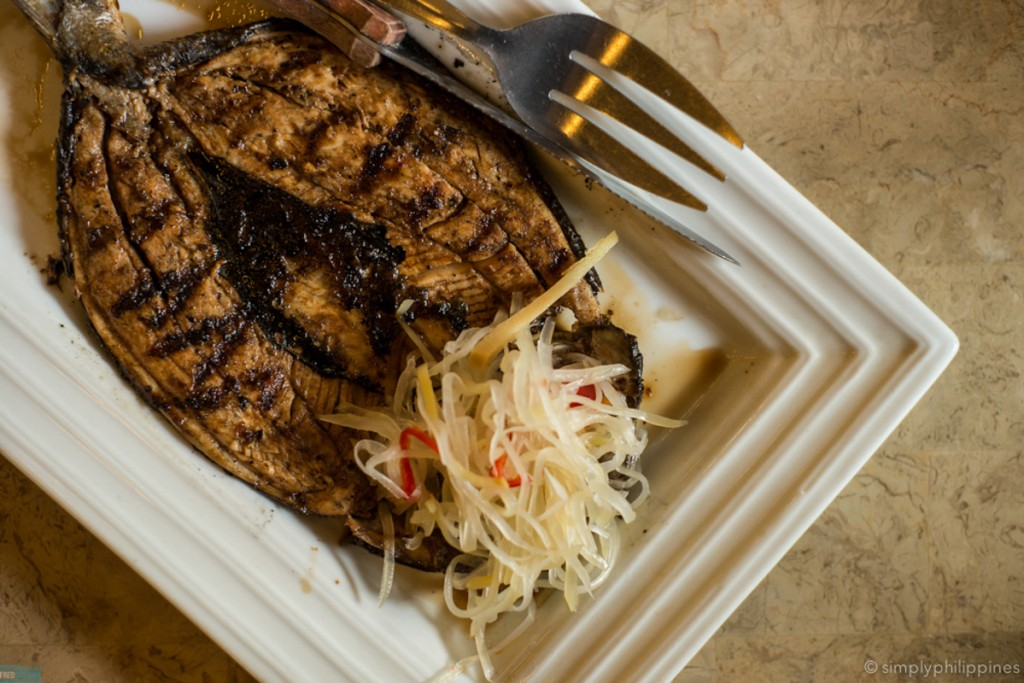 Grilled bangus | © Frederik Wissink / SimplyPhilippines