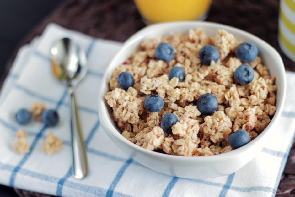 Cereal   ©JESHOOTS/Pexels