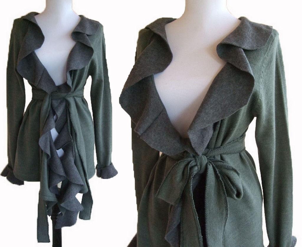 Chain Carcia's fashions are eco-friendly   © Rebecca / Flickr