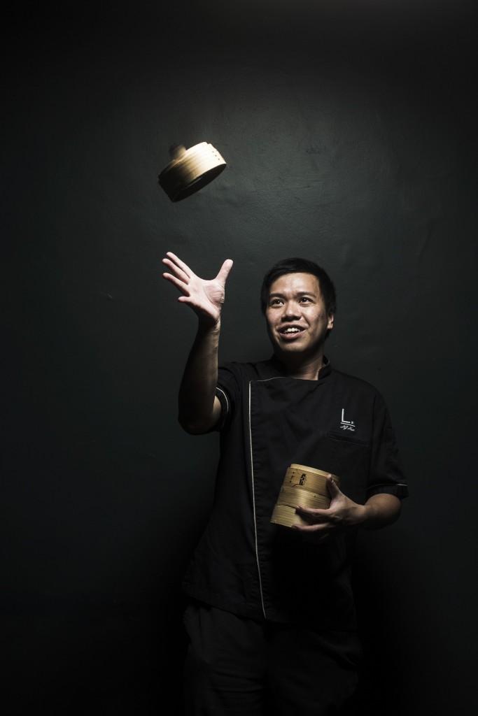 Chef Han Li Guang | Credit John Heng Daphotographer