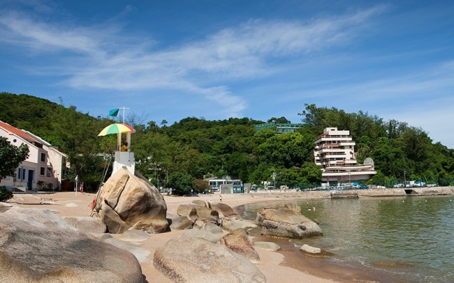 Cheoc Van Beach | courtesy of Macao Government Tourist Office