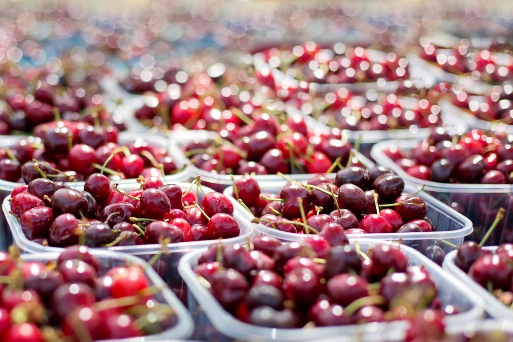 cherries via pixabay