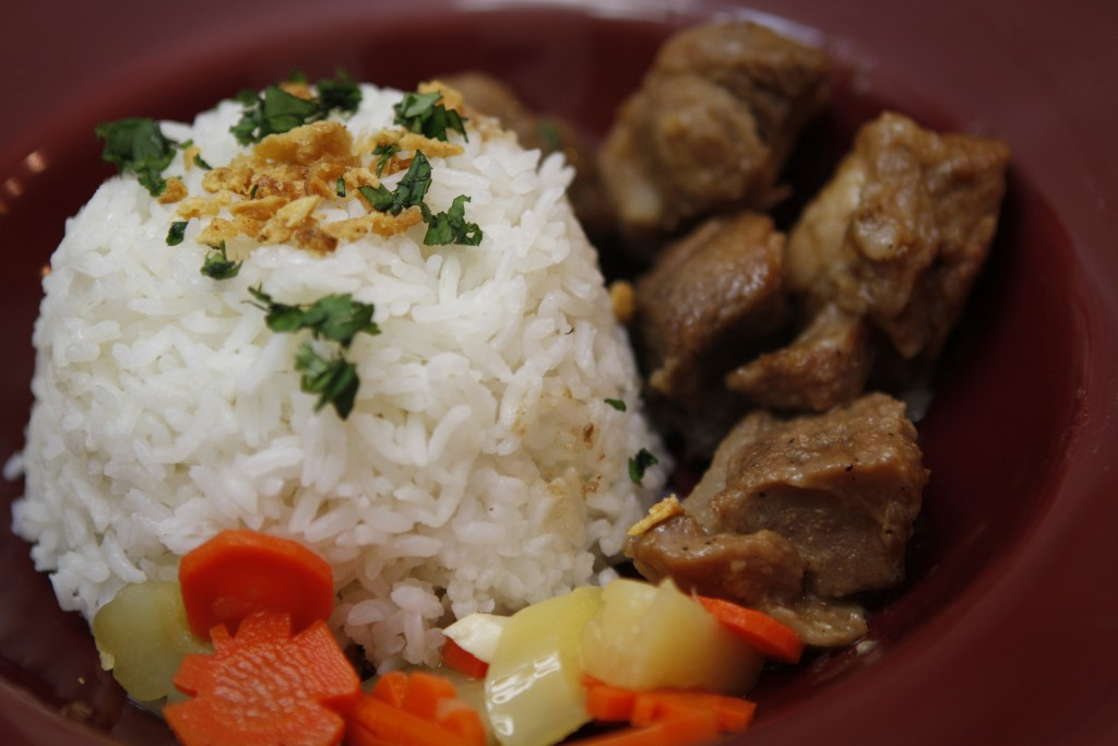 Home-style pork adobo | © Pulaw / Flickr