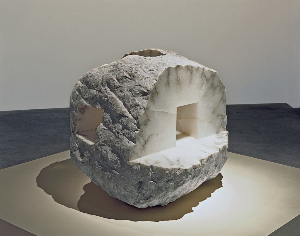 How Profound Is The Air by Eduardo Chillida   Guggenheim Museum Bilbao
