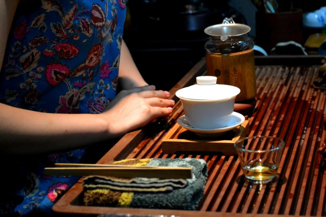 Chinese tea culture | © David Boté Estrada / Flickr