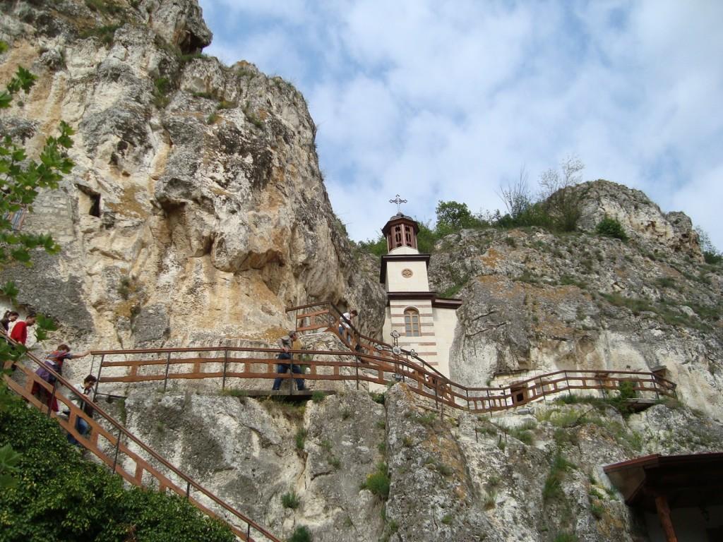 Ivanovo Rock Monasteries I © Stoyan Chochkov/WikiCommons