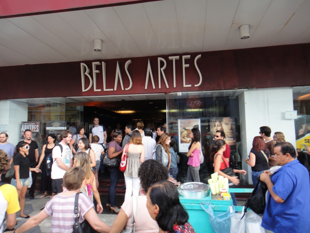 Cine Belas Artes © Everton Zanella Alvarenga /Flickr