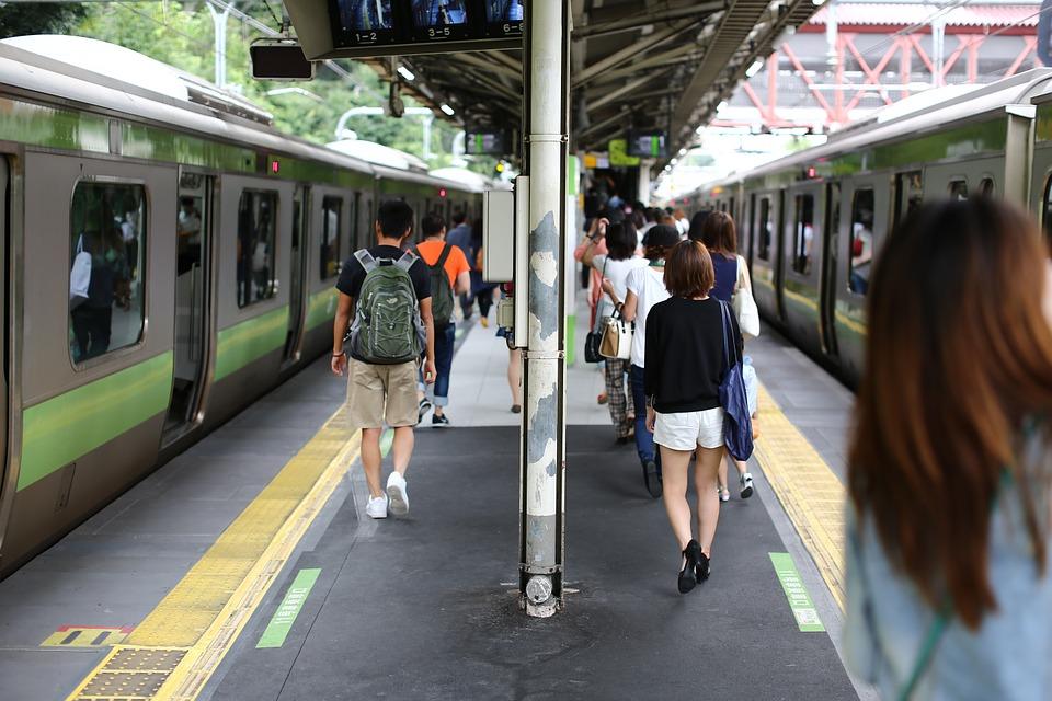 Tokyo Metro station | © uniquedesign52/Pixabay