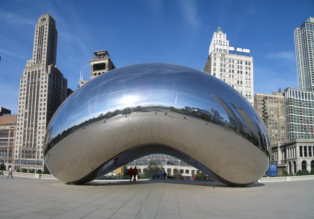 Cloud Gate in Millennium Park | © jmcmichael/Flickr