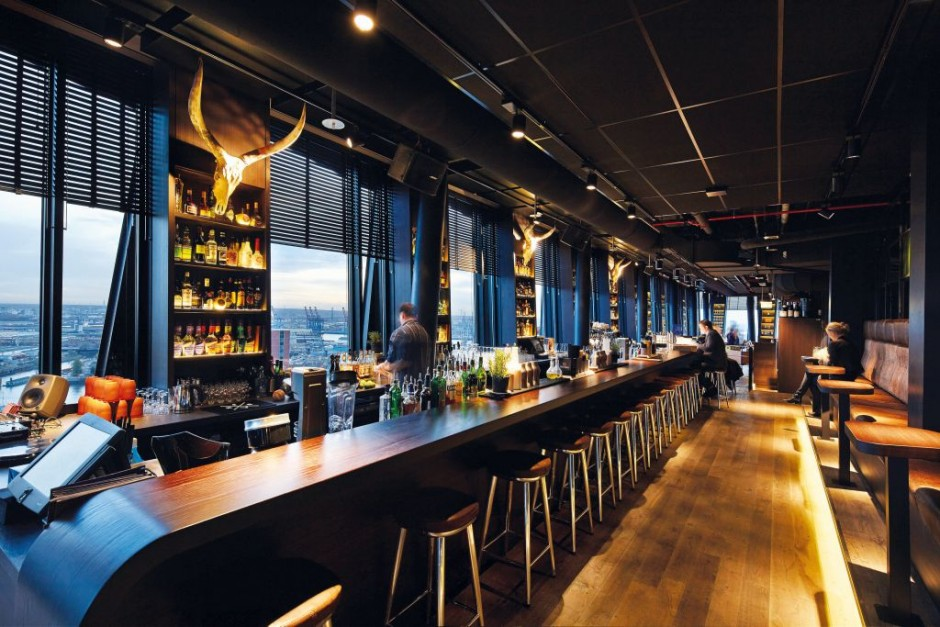 The best bars around reeperbahn hamburg for Hotel reeperbahn
