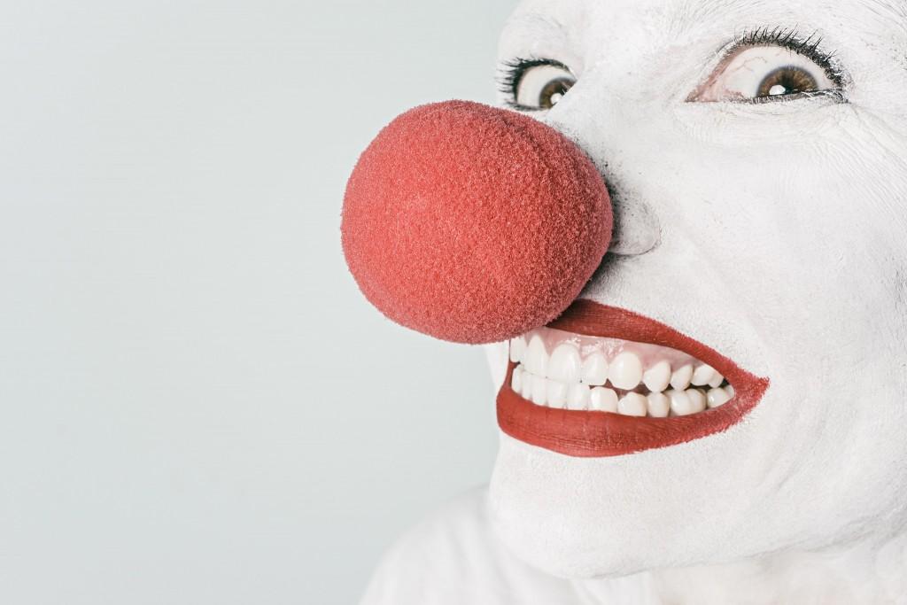 Clown │© Gratisography / Pexels