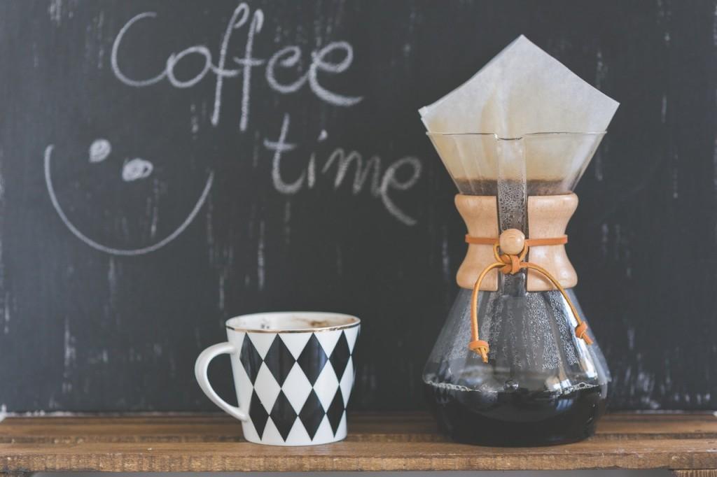 Chemex Coffee I © Pexels/Kaboompics/Karolina